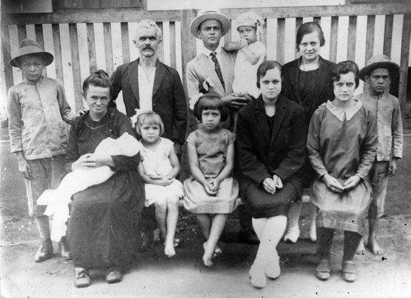 05-05 Imigrantes Trentinos no Espirito Santo